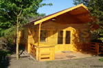 Log Cabin 38 sq m Single Storey Log House