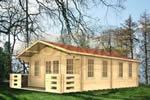 Log Cabin Ramsgate 5x7 Log Cabin